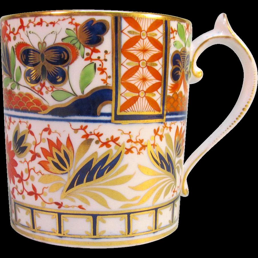 """Chamberlain """"Japan"""" Mug ca. 1815"""