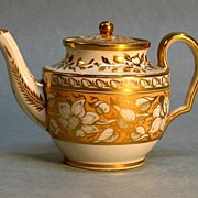 Ridgway Porcelain Teapot ca. 1810