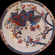 Spode Japan Pattern Plate ca. 1815-1833