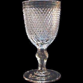 Flint Diamond Point Wine or Champagne