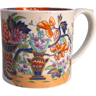 Spode Japan Pattern Mug ca. 1820