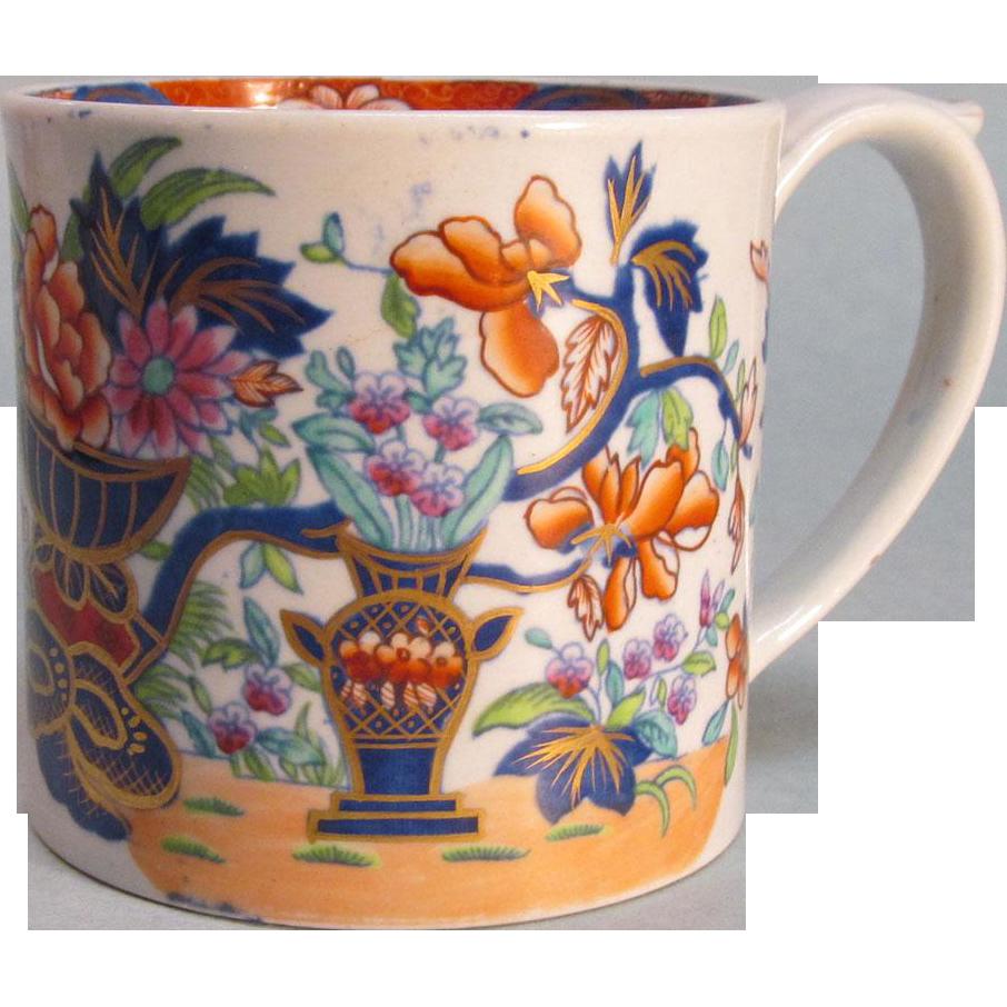 Spode Japan Pattern Mug ca. 1820