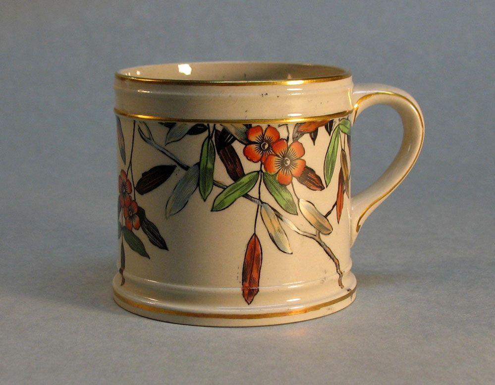 English Nineteenth Century Aesthetic Decor Mug