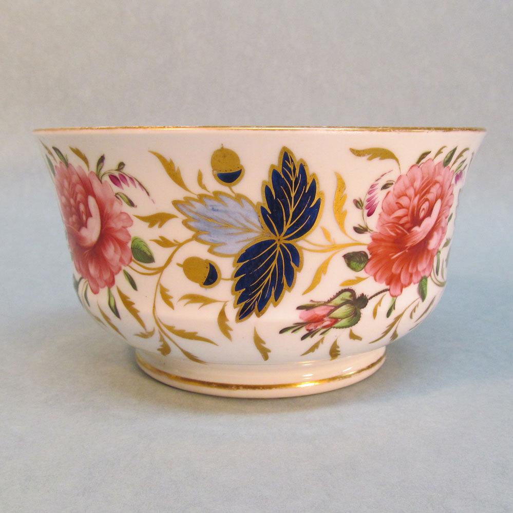 English Porcelain Bowl ca. 1820
