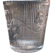Bellflower Tumbler ca. 1870