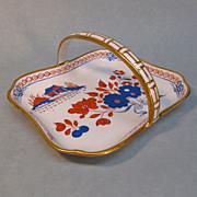 Spode Basket Tray circa 1800