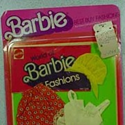 Mattel NRFC Barbie Best Buy Fashion from 1978 #2230.