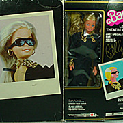 Rare 1985 Barbie Le Nouveau Theatre De La Mode, MIB, Designed by Billy Boy!