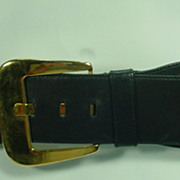 Fabulous Escada Belt Dating from the 1980's... - Red Tag Sale Item