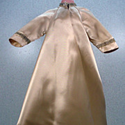 Elegant Madame Alexander Cissy Full Length Evening Coat, 1950's Rare!