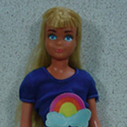 Mattel 1979 Sun Lovin' Malibu Skipper Doll in 1977 Best Buy Fashion!