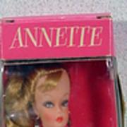 MIB 1960's ,Clone Doll, Annette, Eegee Dolls, Brooklyn, NY.