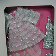 Mattel NRFB Barbie Hollywood Premiere Outfit, Classique Collection signed by Carol Spencer, 1992. - Red Tag Sale Item