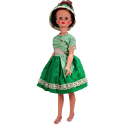 Ideal, Rare, Jackie Fashion Doll with Original Outfit, 1962!