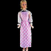 1973 Quick Curl Barbie, All Original