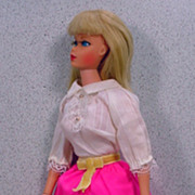 Mattel 1970 Living Barbie in Make Mine Midi, Lovely!