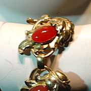 Early, Napier Bracelet, circa 1960's