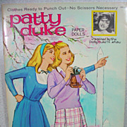 1965 Whitman Patty Duke Paper Dolls
