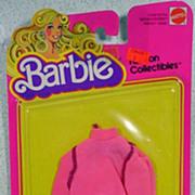1979 Mattel NRFC Barbie Fashion Collectible Outfit #1003