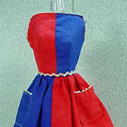 Vintage Mattel Barbie Outfit, Fancy Free, 1963