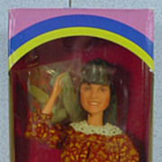 NRFB Mattel Chantal Goya Doll, 1979, French, RARE!