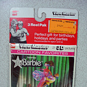 MIP View Master SuperStar Barbie Set, 1978, GAF