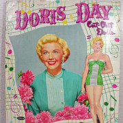 Whitman Doris Day Paper Dolls, 1954, Cut!