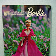 The World of Barbie Fashion Magazine, Mattel 1964