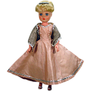 "Horseman Blond Hair 19"" Cindy Doll, 1959"