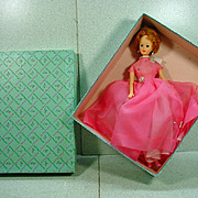 Madame Alexander 1964 Brenda Starr MIB in Pink Formal!