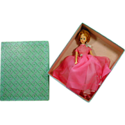 Madame Alexander 1964 Brenda Starr MIB in Pink Formal!