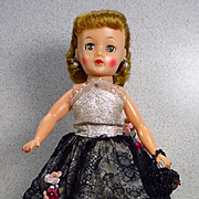 Ideal Little Miss Revlon in Debutante Gown!