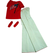 Barbie Best Buy Bicentennial Outfit, Mattel, 1976