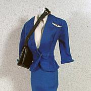Mattel Barbie Outfit American Airlines Stweardess, 1961