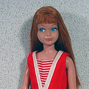 Mattel Titian Skipper Doll, 1964 in Original Bathing Suit!