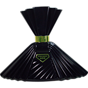 Tita Rossi Noir Large Black Factice Bottle of the Perfume