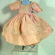 Madame Alexander Lissy Party Dress with Slip & Panties, 1956