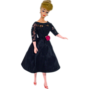 """Rare Valentine Polly 11 1/2"""" Fashion Doll, 1960's Clone!"""