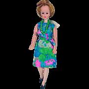 "Vintage Madame Alexander 12"" Brenda Starr Doll, 1964"