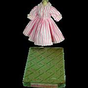 MIB Madame Alexander Elise Day Dress, 1950's!