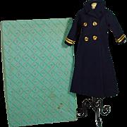 MIB Madame Alexander Elise Maxi Coat, 1960's