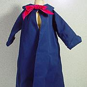 1950's Madame Alexander Cissy Navy Coat!