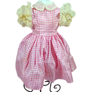 Vintage Madame Alexander Elise Day Dress, 1950's