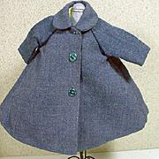 Vintage Madame Alexander Cissette Spring Coat, 1958