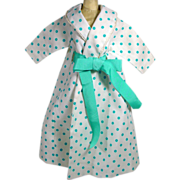 Vintage Madame Alexander Cissy Lounge Robe, FAO Swartz Exclusive, 1950's