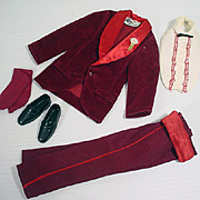 Mattel Ken Outfit, The Night Scene, 1971, Complete