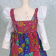 Vintage Mattel Barbie Outfit, Picture Me Pretty, 1972, Complete!