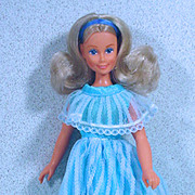 Vintage BB Fashion Doll  Clone Made In Spain, 1980's,