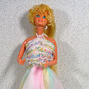 Vintage Mattel 1980 Happy Birthday Barbie