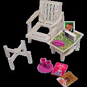 Vintage Barbie Mattel Go Together Furniture Set, 1964